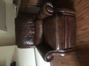 SOLD.  Ashley Recliner