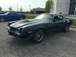 1979 Chevrolet Z28 - Hurst 4 Speed - Matching Numbers - Real Z28