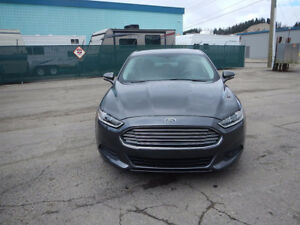 2015 Ford Fusion SE Sedan - 74000 Kms Only