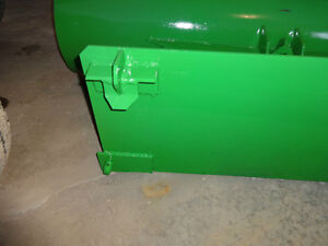 Blades and other attachments for SMALL JD TRACTORS Edmonton Edmonton Area image 10