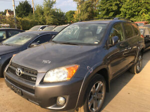 2012 Toyota Rav 4 Sport just in for sale at Pic N Save!
