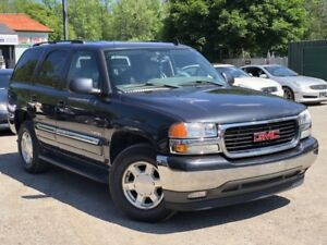 2006 GMC Yukon No-Accidents LOW KMS SLT Leather Sunroof