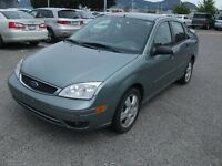 2006 Ford Focus SES ZX4 Auto 133000KMS Cold A/C