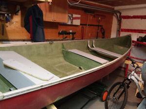 Fiberglass Boat NEEDS WORK $250 OBO