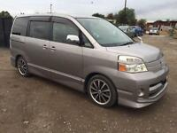 TOYOTA VOXY 2007 2.0 PETROL AUTOMATIC LOW MILEAGE **NEW IMPORT**