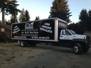 Clydesdale Moving And Hauling LTD