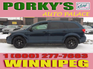 2012 DODGE JOURNEY SXT BAD CREDIT OK $39 DN 204 -415- 5299
