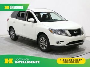2015 Nissan Pathfinder S AC GR ELECT 7 PASS MAGS CRUISE CONTROL