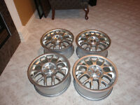 "16"" BMW 4 rims and other cars - High quality rims."
