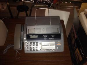 Brother Intelli Fax Machine 635