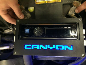 Canyon/colorodo after market stereo, obo may trade too