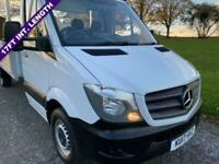 Mercedes Sprinter 314Cdi (Euro 6) 3.5t. 17ft (5m.) ***EXTRA LONG *** Dropside