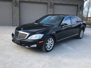 2008 Mercedes Benz S550 For Sale