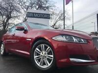 2011 Jaguar XF 2.2TD auto Luxury(EXCEPTIONAL CONDITION,WARRANTY)
