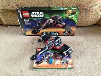 Lego Star Wars Jek-14's Stealth Fighter