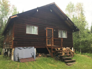 Cabin property for sale