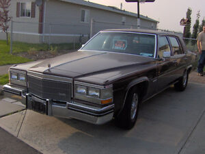 1983 Cadillac DeVille Sedan