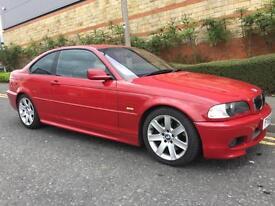 BMW 330 3.0i 2001MY Ci Sport