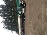 Owner operator for hire. Food grade tankers