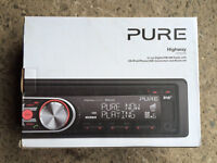 pure highway cd player