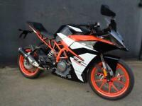 RC390 SPORTS MOTORCYCLE