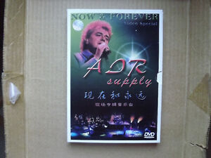 "FS: Air Supply ""Now & Forever: Video Special"" In-Concert DVD"