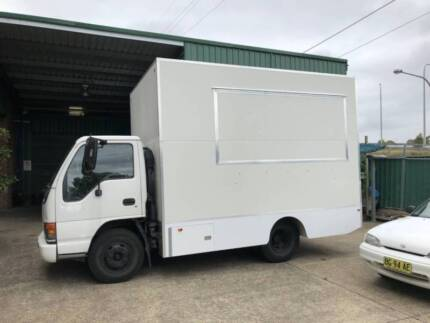 MOBILE FOOD VAN / FOOD TRUCK Minto Campbelltown Area Preview