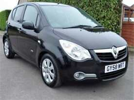 VAUXHALL AGILA 1.2 DESIGN ( ONE PRIVATE OWNER SINCE 2009 ) LOW MILEAGE