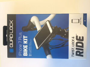 iPhone 7 Bike kit / support velo pour iPhone NEUF