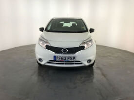 2013 63 NISSAN NOTE VISIA 1 OWNER FROM NEW MPV FINANCE PART EXCHANGE WELCOME