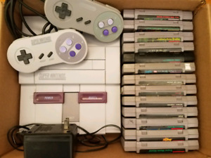Huge Gaming Lot. Consoles and Games