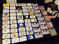 Looking to $$BUY$$ your Nintendo collections of all sizes.