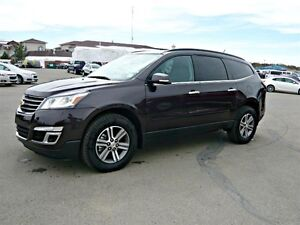 2015 Chevrolet Traverse 1LT Warranty Low Km Rear Parking Assist