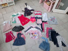 12-18 months Girls clothes bundle