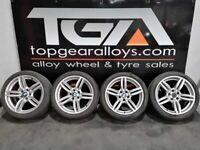 "19"" Original OEM BMW 351M Alloy Wheels & Tyres"