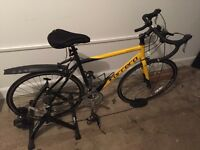 Carrera road bike road pro model NEAR BRAND NEW