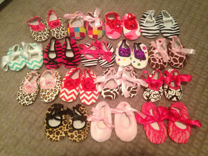 NEW BABY shoes!!  Priced to sell