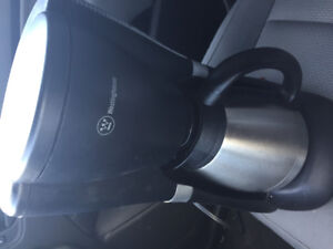 Coffee Maker 12 Cup.  Reusable filter.  Works perfect.