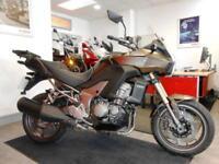 2013 Kawasaki KLZ 1000-acf Versys with only 8500 miles