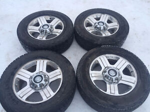 Ford Harley Davidson Rims with Cooper Discoverer AT3