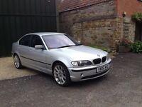 BMW 325i SE 2002 FACELIFT MODEL BARGAIN!!!