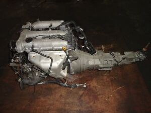 JDM MAZDA MIATA B6 1.6L ENGINE, 5SPEED TRANSMISSION, 98-01