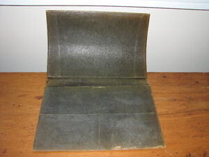 Antique Leather Stationery Folder Peterborough Peterborough Area image 1