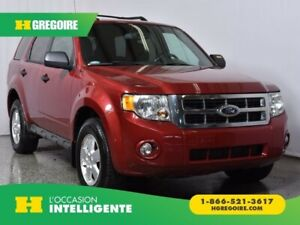 2012 Ford Escape XLT 4WD V6 Mags