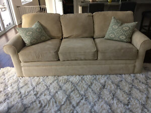 Lazy Boy couch and loveseat
