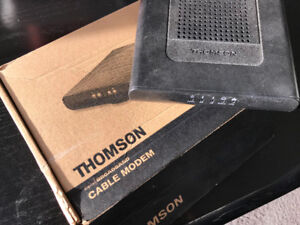 Cable modem Technicolor Thomson DCM475