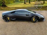 2014 Lamborghini HURACAN LP 610-4 2dr LDF COUPE Petrol Manual