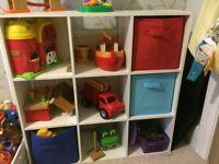 Kid Toy Storage Solution
