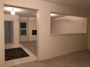 Beautiful 4 bd and 2.5 bath detached house for rent