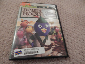 Backyardigans DVD